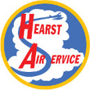 Hearst Air Service Logo